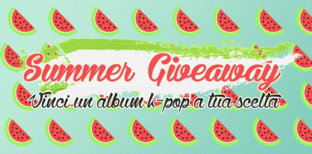 [Update] Partecipa al nostro Summer Giveaway!