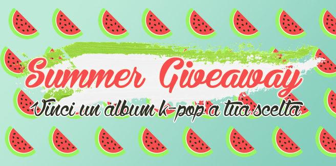 Chi è il vincitore del nostro Summer Giveaway?