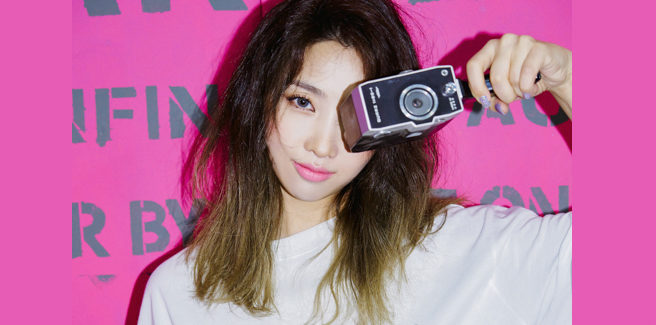 Minzy, ex-2NE1, parla di sè, di Jimin dei BTS e Kim Chung Ha, dell'amore per Gong Yoo