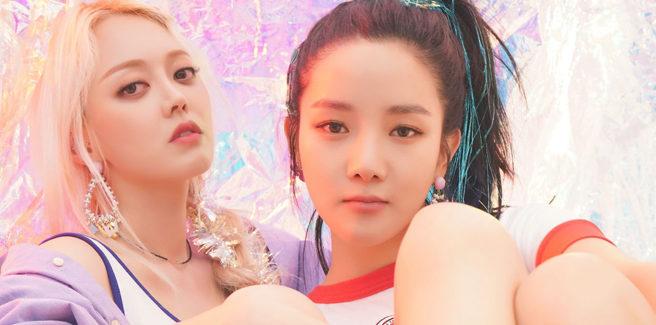 KEEMBO (Boa & Bohyung ex-SPICA) si godono l'estate in '99 (GU GU)'