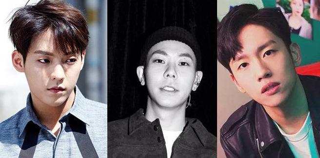 Minhyuk dei BTOB, Loco e Hanhee tornano dal militare