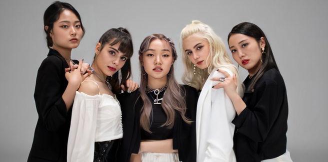 Le PRISMA, nuovo gruppo con italiana, nei teaser di 'Breakout'