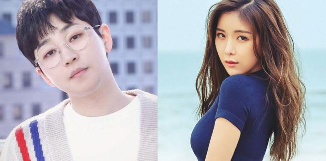 DinDin ha frequentato Hyunyoung delle Rainbow in passato?