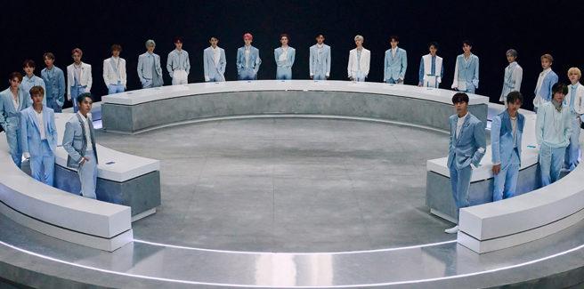 """Gli NCT, con 23 membri, nell'incredibile """"Resonance"""""""