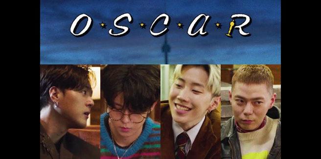 """Jay Park, pH-1, Golden e BIG Naughty si ritrovano in """"Oscar"""" come in Friends"""