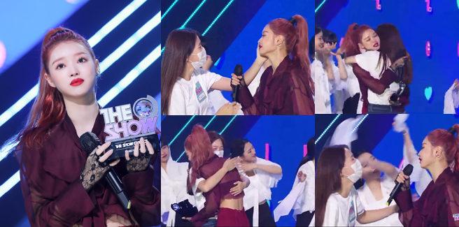 Yooa e Hyojung delle Oh My Girl commuovono i fan con la vittoria di 'Bon Voyage'?