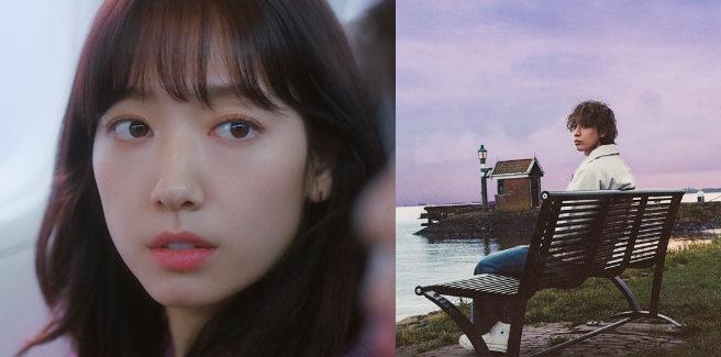 """Park Shin Hye nell'MV di """"Free Flight"""" del cantante Dvwn"""