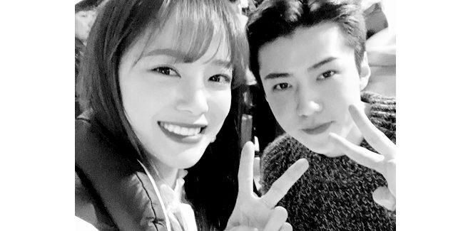 """Kim Se Jung risponde ai rumor con Sehun (EXO): """"Non l'ho mai contattato"""""""