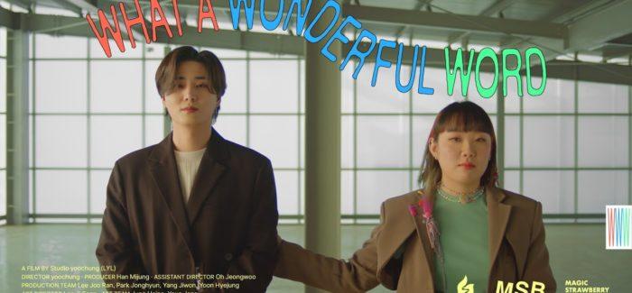 PARKMOONCHI e Young K dei DAY6 collaborano con 'What a Wonderful World'