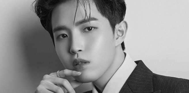 Kim Jae Hwan nella pre-release 'I'll Live Even Without You'
