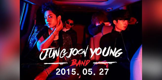 """Jung Joon Young al secondo debutto con la """"Jung Joon Young Band"""""""