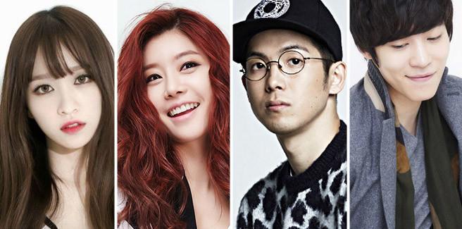 """Hani, Sojin, Mad Clown e John Park guest stars al """"TWO Yoo Project"""""""
