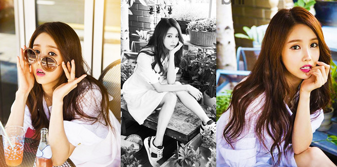 Linzy delle FIESTAR poteva essere un membro delle 2NE1