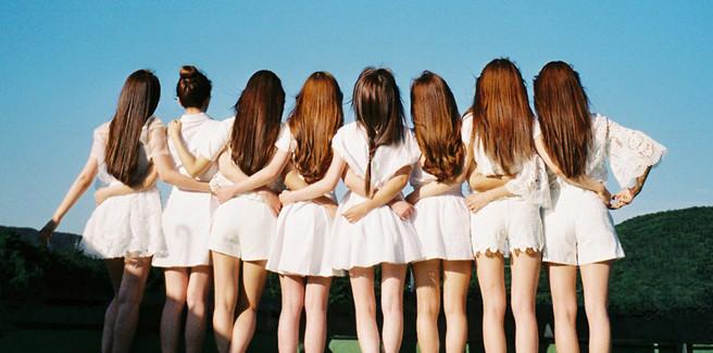 Prime foto teaser per il comeback delle Lovelyz