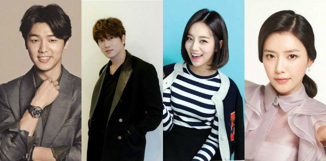 """Primo trailer per """"Ddanddara"""", drama a cui parteciperanno Ji Sung, Hyeri delle Girl's Day, Minhyuk dei CNBLUE e Chae Jung Ahn"""