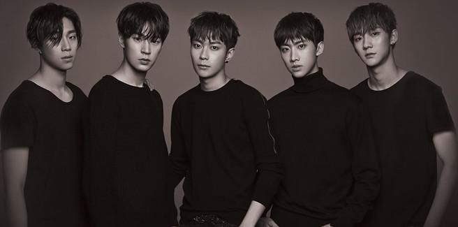 I KNK rilasciano l'MV di 'Rain'