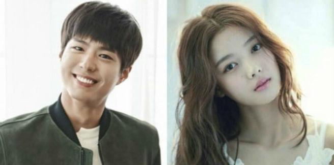 "Park Bo Gum e Kim Yoo Jung saranno i protagonisti di ""Moonlight Drawn by Clouds"""