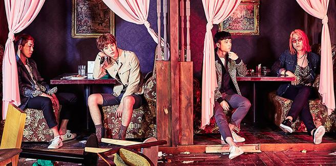 Jung Joon Young e la band Drug Restaurant nei teaser per il comeback