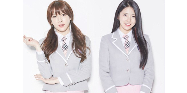 Lee Hae In e Lee Soo Hyun di Produce 101 lasciano la SS Entertainmet