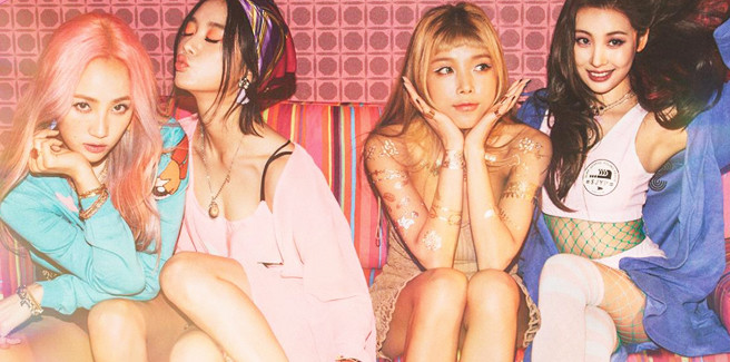 Le Wonder Girls nell'MV teaser di 'Why So Lonely'