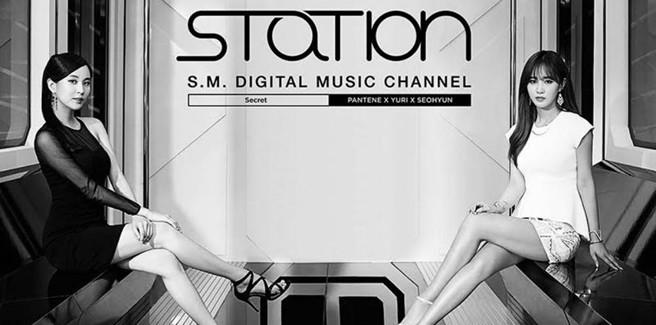 Yuri e Seohyun delle SNSD nel sexy MV di 'Secret' per l'SM STATION