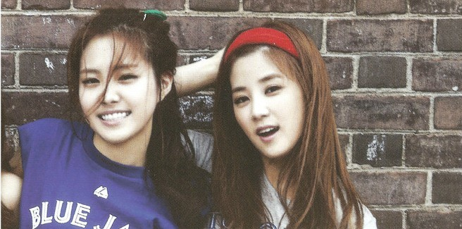 Na Eun e Bomi delle Apink nelle foto teaser dell'imminente comeback