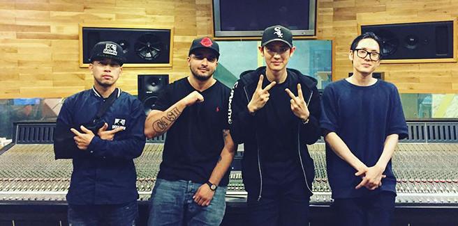 Chanyeol degli EXO collaborerà con i Far East Movement per SM Station