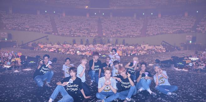 I Seventeen hanno concluso il loro primo tour asiatico-pacifico