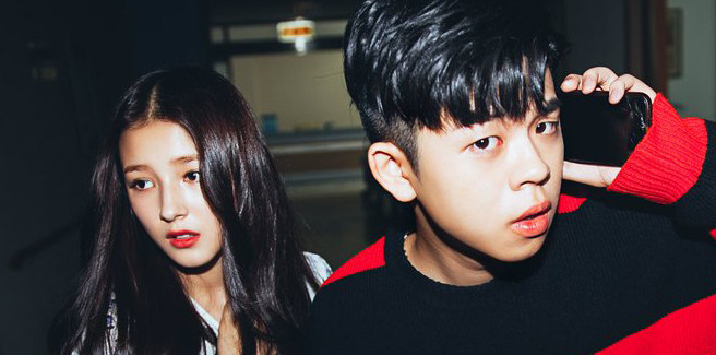 Il giovane e talentuoso MC GREE nei teaser di 'Dangerous' con Nancy da Momoland