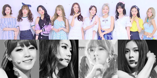 Annunciata la data del drama 'Idolmaster.KR' con 9Muses, After School, Tahiti, Cocosori e tante idol