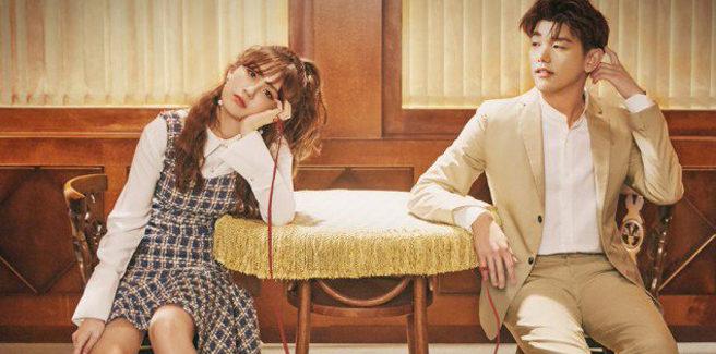Eric Nam e Somi nei primi teaser di 'You, Who?'