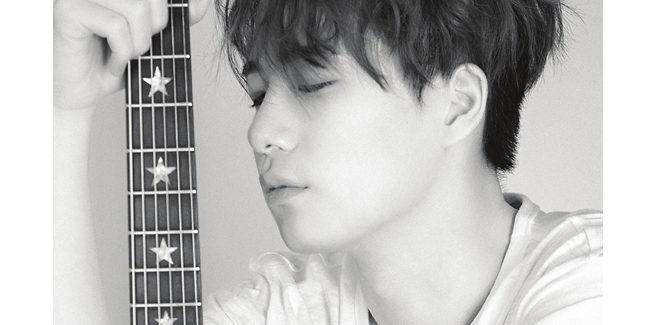 Debutto ufficiale del chitarrista Ahn Jung Jae