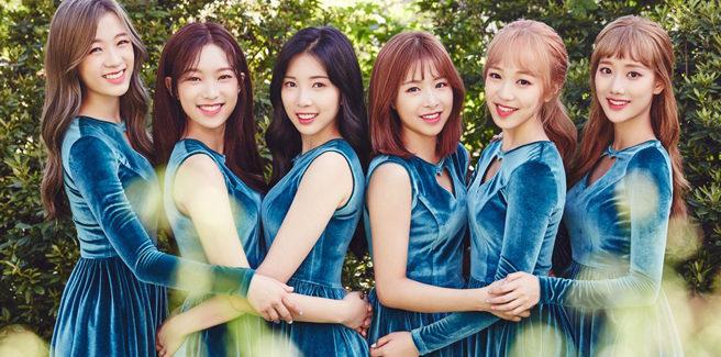 Le April rilasciano l'MV di 'Take My Hand'
