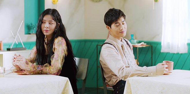 Suho degli EXO e Jang Jae In cantano 'Dinner' e 'Do You Have a Moment'