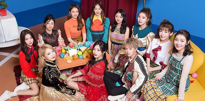 Le Rocket Girls (Produce 101 China) debuttano con 'Calorie'