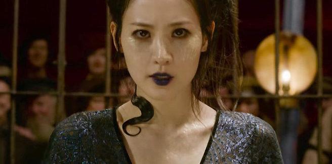 Claudia Kim in 'Animali Fantastici 2' e la polemica tocca anche JK Rowling