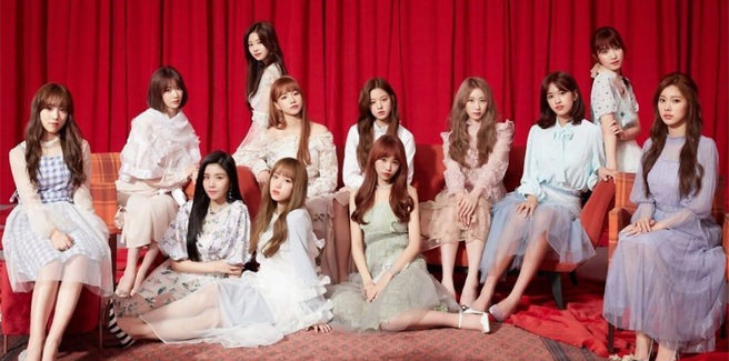 Le IZ*ONE da Produce 48 debuttano con 'La Vie en Rose'