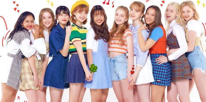 Le USHN, 10 ragazze straniere, dopo il reality debuttano con 'POPSICLE'