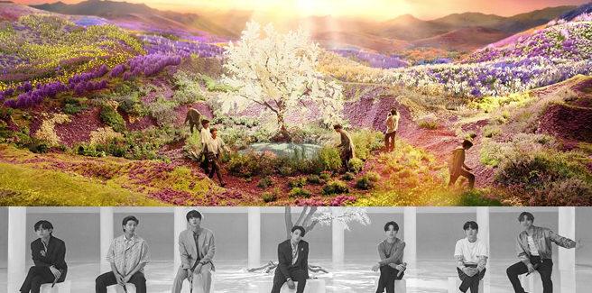 """I BTS cantano per la prima volta """"Your Eyes Tell"""" nella TV giapponese"""