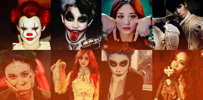 #CiaoWeen Quali sono stati i costumi più belli degli idol K-pop (Parte 1)?