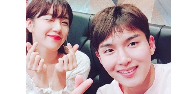 Ryeowook dei Super Junior è fidanzato con Ari, ex-TAHITI