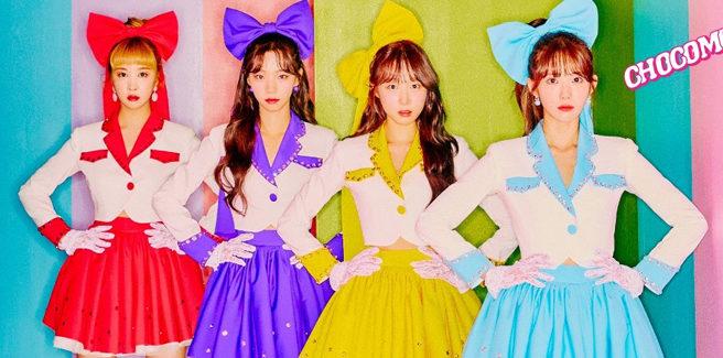 Le CHOCOME, sub-unit delle Cosmic Girls, debuttano con 'HMPH!'