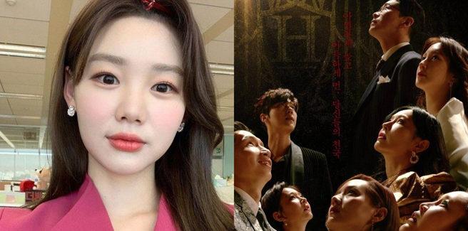 La presentatrice Kim Soo Min fa spoiler sulla trama di 'The Penthouse: War in Life 2'