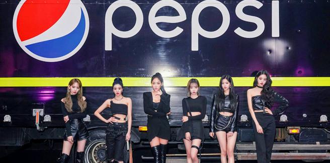 Le IZ*ONE, Soyu (ex-SISTAR), pH-1 con Pepsi rilasciano 'ZERO:ATTITUDE'