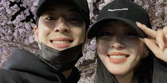 L'attrice Han Ye Seul presenta il suo fidanzato Ryu Sung Jae