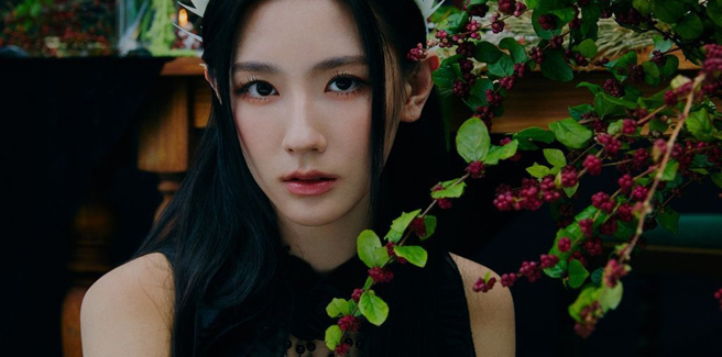 Miyeon delle (G)I-DLE canta 'You Are My Breath'