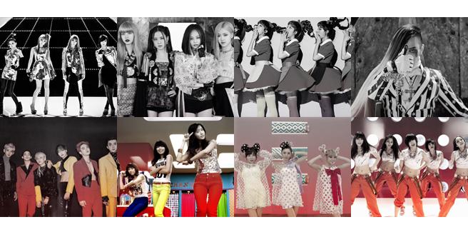 Outfit iconici nel Kpop: eccone alcuni!