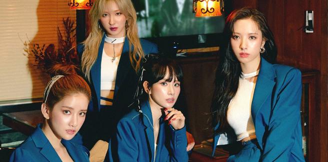 Le WJSN The Black, unit delle Cosmic Girls, debuttano in 'Easy'