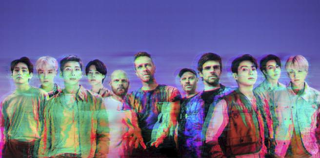 """BTS e Coldplay pubblicano la toccante """"My Universe"""""""
