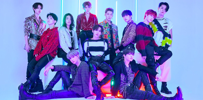 I NIK, 11 membri coreani e giapponesi, debuttano con 'Santa Monica'